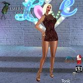 EC Flora Dress Berry