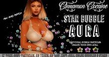 [Cinnamon Cocaine] Star Bubble Aura (add & touch) V.1