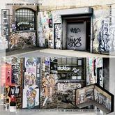 BOYS TO THE BONE london backdrop - fashion street