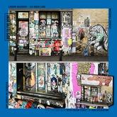 BOYS TO THE BONE london backdrop - 154 brick lane