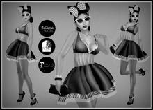 DEMO - Retro Fifties Dress Maitreya Slink