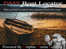DMS Boat Locator add-on v1.35 (Bandit Luxe Motor)