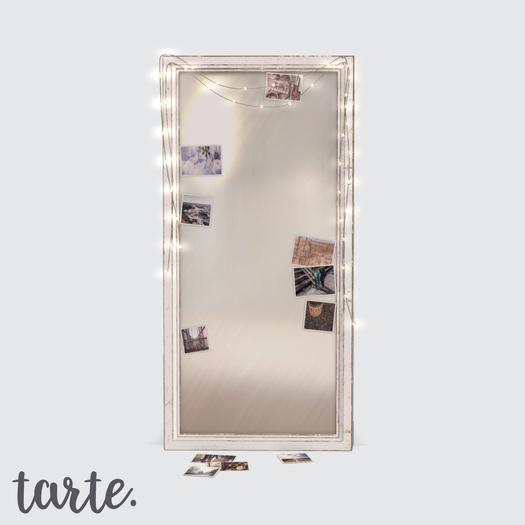 tarte. photo mirror (white)