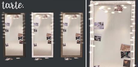 tarte. photo mirrors - FULL SET
