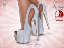 ♥ Gift Blue Summer Heels ♥