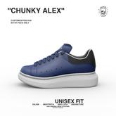 Bleich - Chunky Alex - Blue