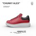 Bleich - Chunky Alex - Red