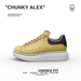 Bleich - Chunky Alex - Yellow