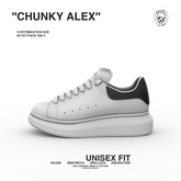 Bleich - Chunky Alex - White