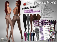 -VD- Pantyhose Mesh - Maitreya (wear to unpack)