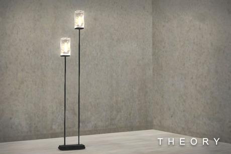 THEORY VOTIVE FLOOR LAMP