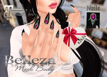 Nails Desire  Pink  MBT