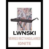LWNSKI - verres rectangulaires (IGNITE)