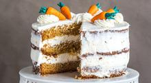 DFS Carrot Cake