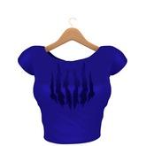 Genetic Wild Shirt (Maitreya) Blue