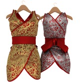 Genetic Summer Dragon Dress (Maitreya) Red