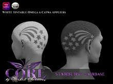 RSC ~ HAIRBASE STARBURST CATWA AND OMEGA HAIR APPLIER