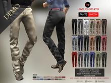 A&D Clothing - Pants -Simon-  DEMOs