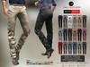 A&D Clothing - Pants -Simon-  FatPack