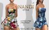 BAG -Dress Angelica - *NANDI Style*