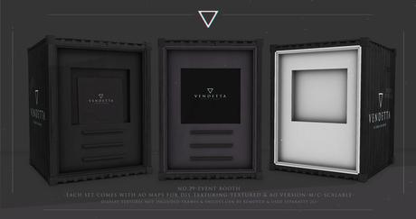 vendetta. event booth - no. 29