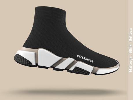[LC] Calenciaga High-Top Sneakers / Maitreya / Slink / Belleza