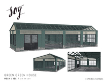Soy. Green Green House [addme]