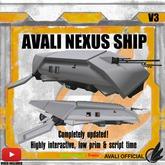 [Avali] Nexus Ship V3