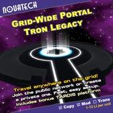 Grid-Wide Transporter, Tron
