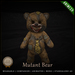 [C] Animesh Follower - Mutant Bear (Wear)