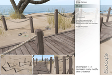 Sway's [Ruel] Rope Fence