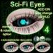 -bus- Sci-Fi Eyes **PACK 4** {Genus-Catwa-Mesh-Omega}