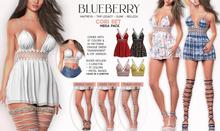 Blueberry - Cori Set - Mega Pack