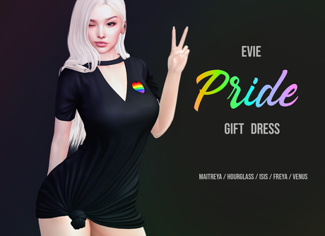 EVIE - Pride Dress GIFT