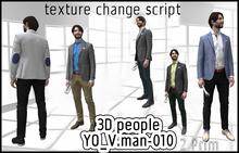 MESH PEOPLE -YO_V.man-010( texture change)