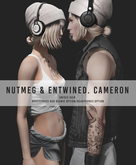 Nutmeg & Entwined. Cameron / Blondes