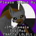 LOLBit JOMO Female Fox Mod