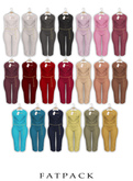 Tachinni - Debora Jumpsuit - FAT PACK - Maitreya / Belleza / Slink / Legacy