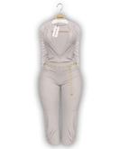 Tachinni - Debora Jumpsuit - #2 - Maitreya / Belleza / Slink / Legacy