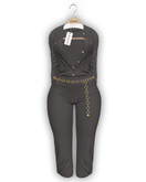 Tachinni - Debora Jumpsuit - #3 - Maitreya / Belleza / Slink / Legacy