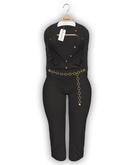 Tachinni - Debora Jumpsuit - #4 - Maitreya / Belleza / Slink / Legacy