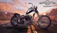 MotoDesign - Renegade - LightSpeeder