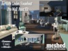 .:meshed:.LH-Barnacle Houseboat Pro Wall Paint Kit pkg