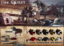 RO - The Quest - Armored Vest - Knightmare - Hourglass/Maitreya