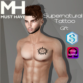 MUST HAVE - Supernatural Tattoo Gift