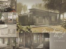 [cinoe] Housekeeper's house (add)