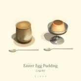 [Cinoe] Easter Egg Pudding (add)