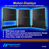 RM Motion Displays