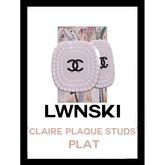 LWNSKI - Claire Plaque - Plat