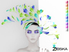 Zibska ~ Adorn Color Change Headpiece